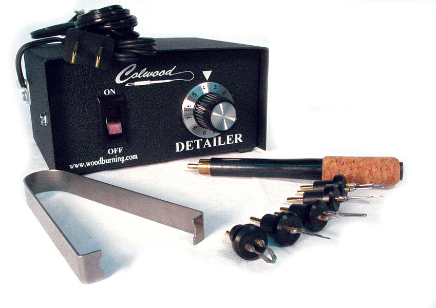 Colwood Detailer Package-Plastic Case