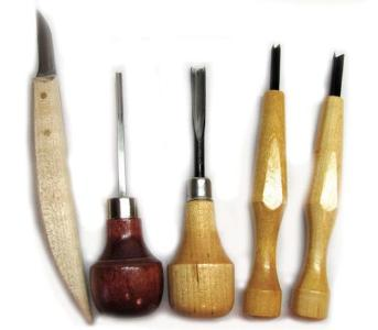 Carving Set - Skylar Johnson