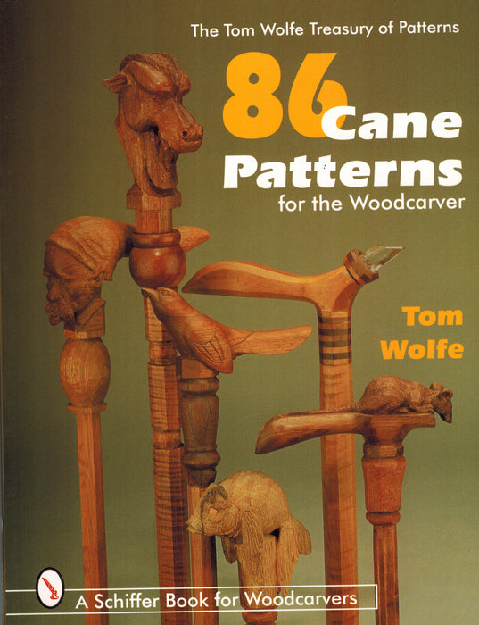86 Cane Patterns - Wolfe