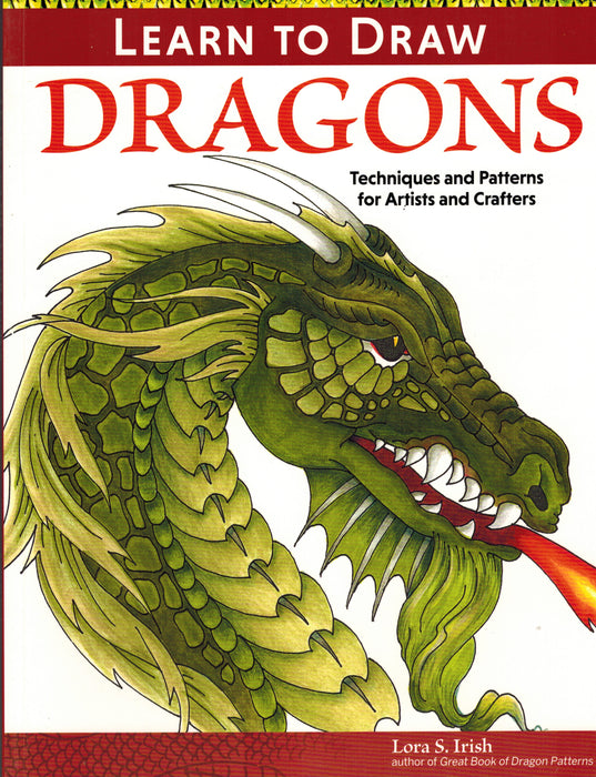 Learn to Draw Dragons-Irish