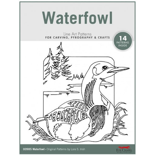 Waterfowl Pattern Pack - Irish