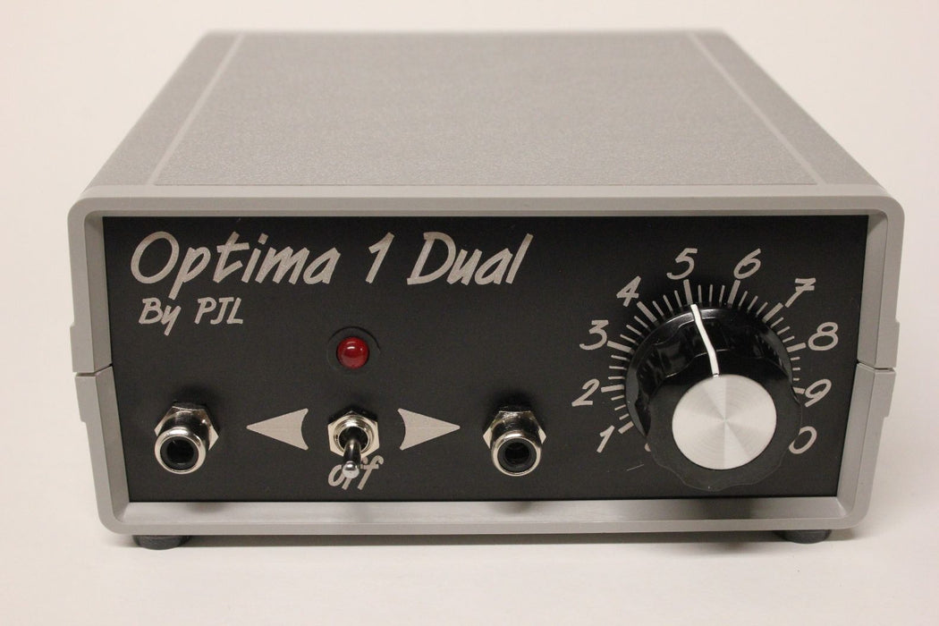 Optima DUAL Port Woodburning Kit
