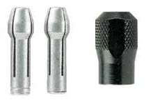 "Essential Collet Nut Kit for Dremel (NUT, 1/8"" & 3/32"")"