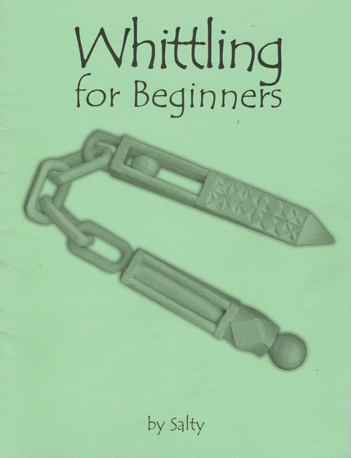 Whittling for Beginners - Salty (Autographed Copy)