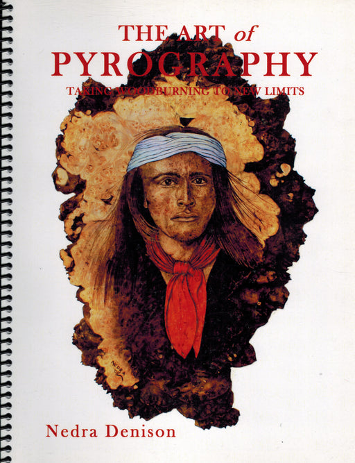The Art of Pyrography -Dension