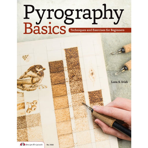 Pyrography Basics - Irish