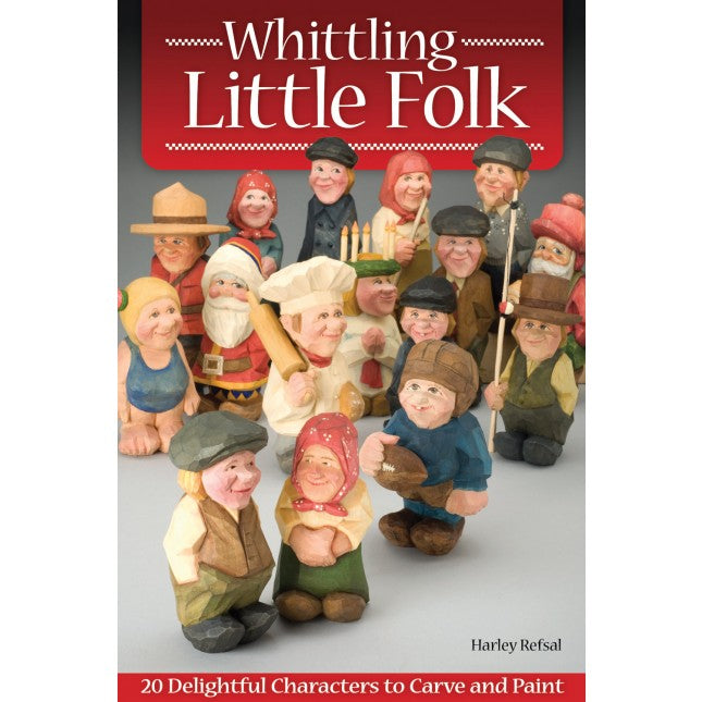 Whittling Little Folk - Refsal