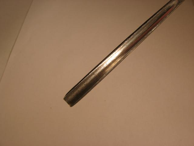 Wood Carving Tool - #6 Gouge
