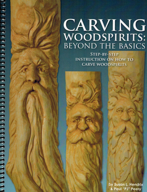 Carving Woodspirits - Hendrix & Peery