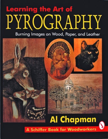 Learning the Art of Pyrography - Chapman