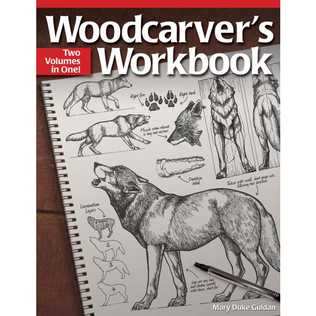 Woodcarver's Workbook - Guldan