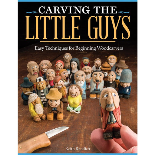 Carving Little Guys - Randich