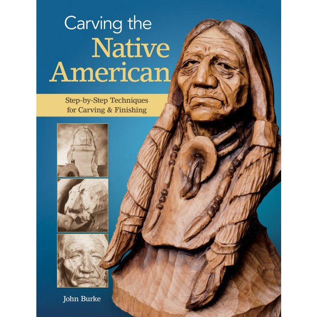 Carving the Native American - Burke