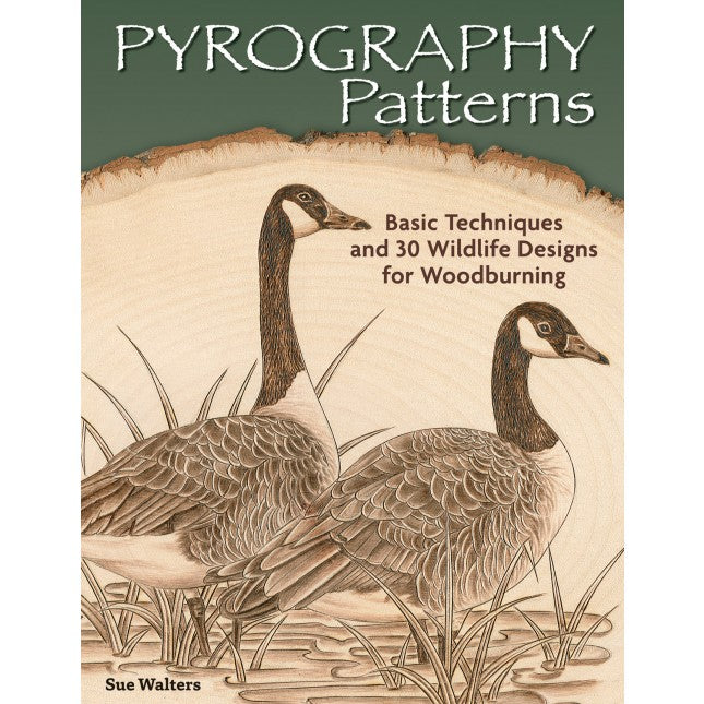 Pyrography Patterns - Walters