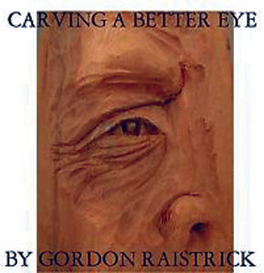 DVD Carve a Better Eye  - Raistrick