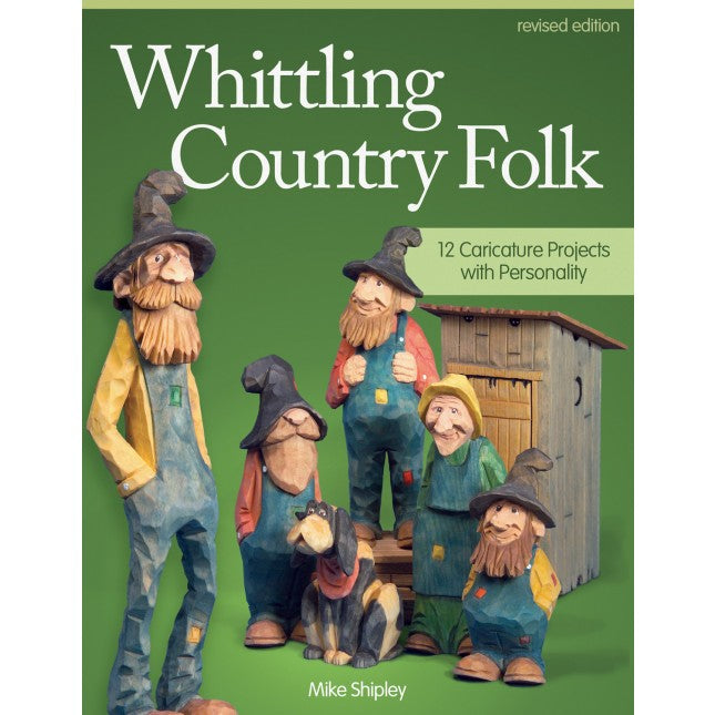 Whittling Country Folk - Shipley