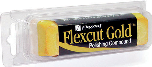 Flexcut Gold Polishing Compound 3 ounce