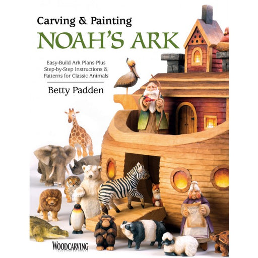 Carving & Painting Noah's Ark - Padden