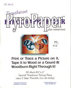 PyroPaper  50 sheets ^