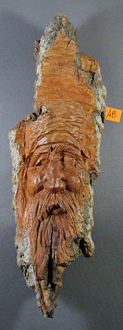 Original Woodcarving- Woodspirit A8- Skylar Johnson