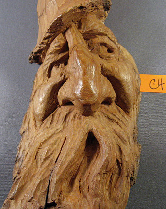 Original Woodcarving- Woodspirit C4- Skylar Johnson