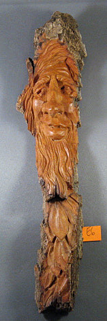 Original Woodcarving- Woodspirit E6- Skylar Johnson