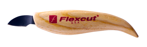 Flexcut Right Handed Hook Knife - Spoon Carver