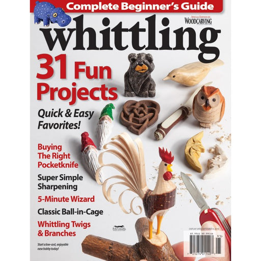 Whittling Magazine (2019)