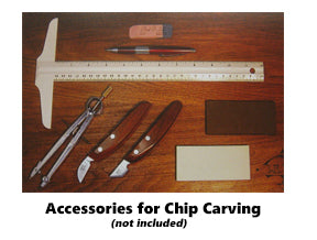 The Complete Guide to Chip Carving - Barton