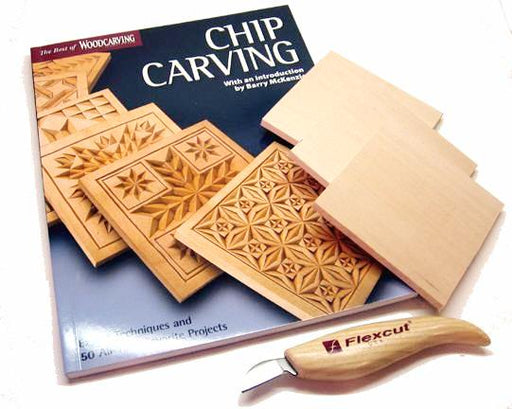 Chip Carving Kit