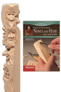 Nose & Hair Study Stick Kit - Enlow