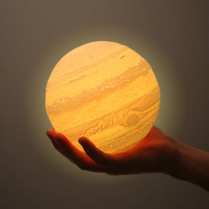 Jupiter (Color) Nachtlamp | Verlichting - Science Factory