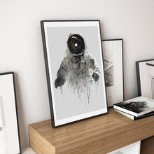 Astronaut | Canvas Art - Science Factory