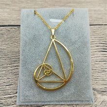 Fibonacci Ratio Ketting - Science Factory