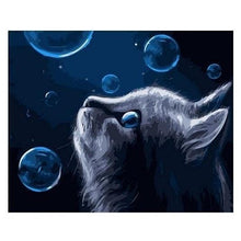 Bubble Cat - Number Painting (NIEUW) - Science Factory