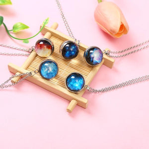 Glow Universe Ketting - Science Factory