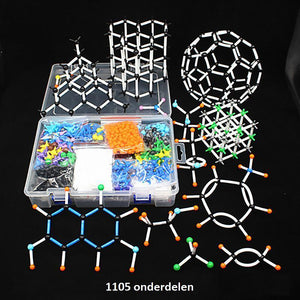 Uitgebreide Molecuul Model Set - Science Factory