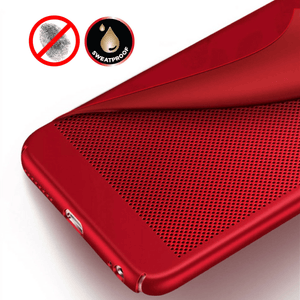 Koolstof Vezel Heatproof | iPhone Hoesje - Science Factory