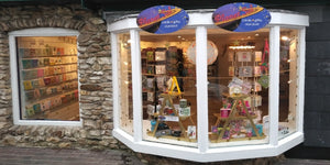 Planet Sal Honiton shop front - full