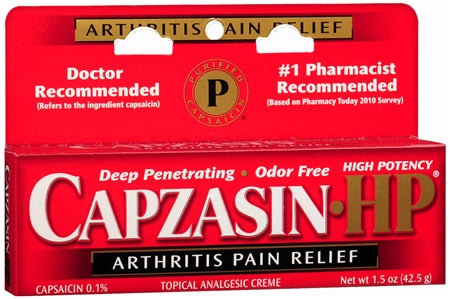 Capzasin HP Creme 1.50 oz (1 Pack)