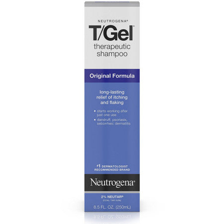 Neutrogena T/Gel Therapeutic Shampoo Original Formula 8.5 Fl oz