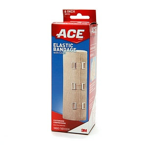 ACE Elastic Bandage 6 Inches 1 Each (1 Pack)