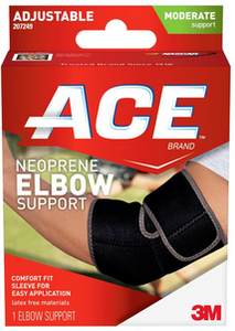 ACE Elbow Support One Size 1 Each