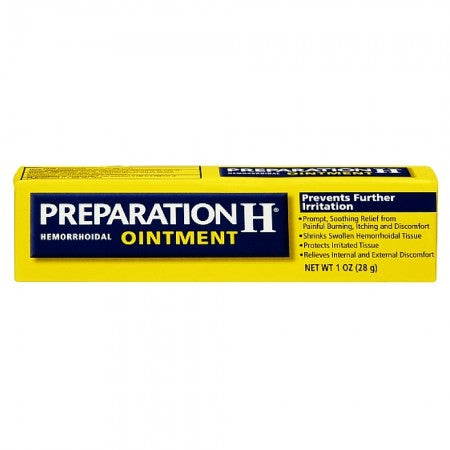 Preparation H Ointment 1oz