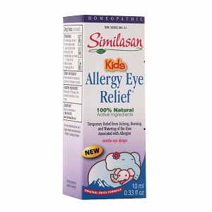 Similasan Kids Allergy Eye Relief Sterile Drops 10 mL