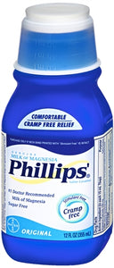 Phillips' Milk of Magnesia Original (1 Pack)