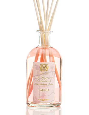 ANTICA FARMACISTA - 250ML DIFFUSER SAKURA (FORMERLY SPRING BLOSSOM)