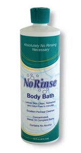 No Rinse - Body Bath16.0 fl oz