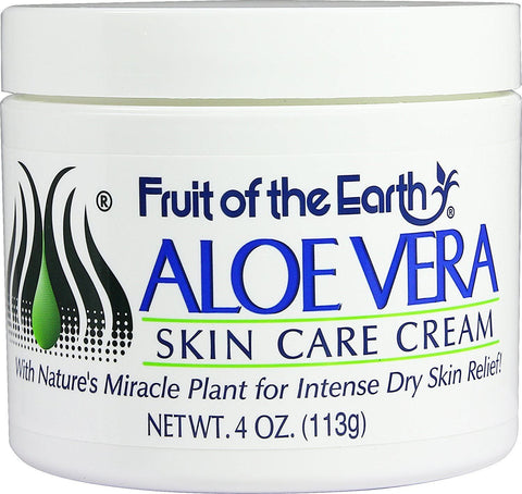 Fruit of the Earth Aloe Vera Cream 1 Oz