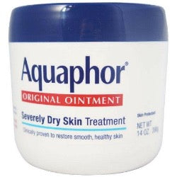 Aquaphor Severely Dry Skin Treatment Original Ointment